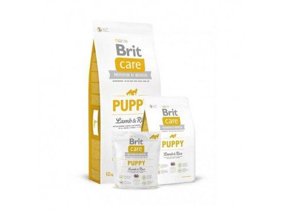 Brit Care Puppy All Breed Lamb & Rice Корм для щенков всех пород с ягненком и рисом