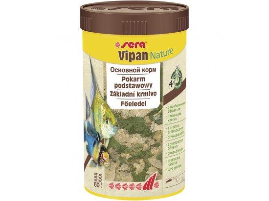 Sera Vipan Nature (Сера Випан) корм для аквариумных рыб всех видов