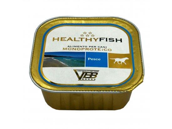 Healthy Fish влажный корм для собак С РЫБОЙ, паштет