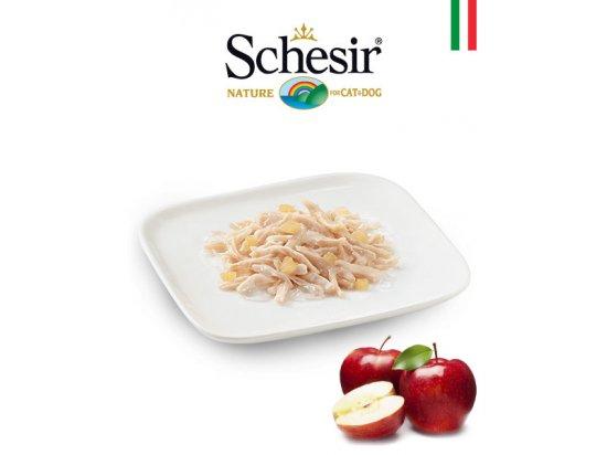Schesir (Шезир) консервы для собак Цыпленок с яблоком