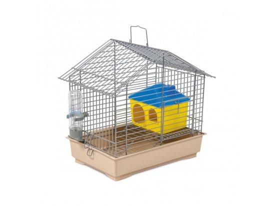Природа Джунгарик - Клетка для грызунов с домиком