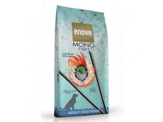 Enova Mono FISH корм для взрослых собак РЫБА