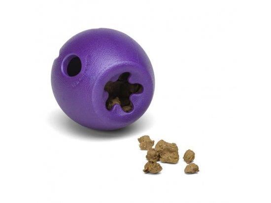 West Paw RUMBL игрушка-кормушка для собак средних и крупных пород 10 см