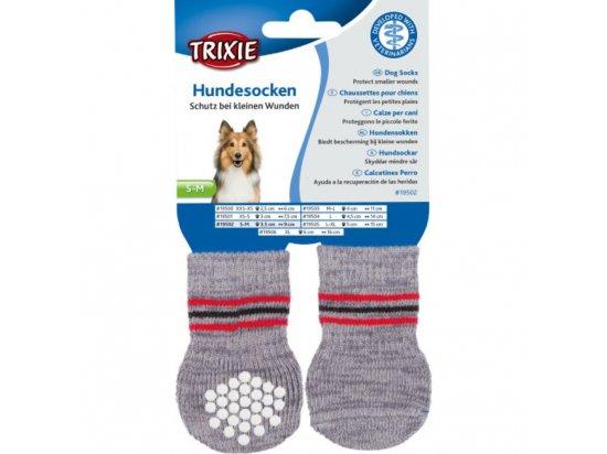 Trixie Носки для Собак с- 2 шт. в упаковке