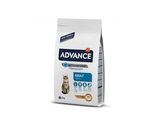 Advance (Эдванс) Cat Chiсken & Rice - корм для кошек в возрасте от 1 года до 10 лет (с курицей и рисом)