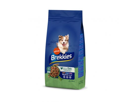 Brekkies (Бреккис) Excel Complet Adult Chicken - корм для собак с курицей