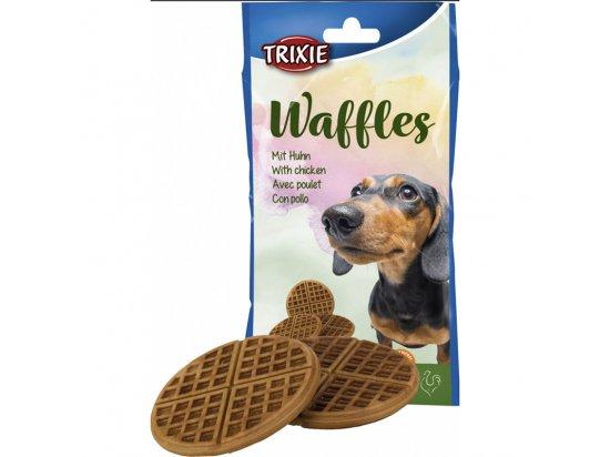 Trixie WAFFLES вафли для собак с курицей