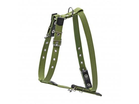 Collar Шлея х/б тесьма (брезент) для средних и крупных собак