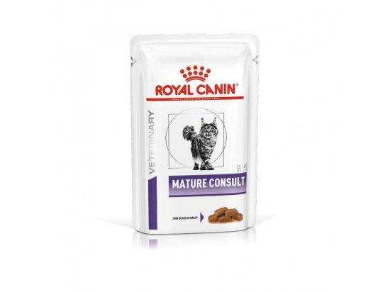 Royal Canin MATURE CONSULT влажный корм для котов и кошек старше 7 лет