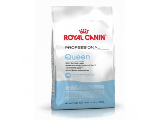 Royal Canin QUEEN 34 (КВИН) Сухой корм для кошек в период течки, беременности и лактации 4 кг