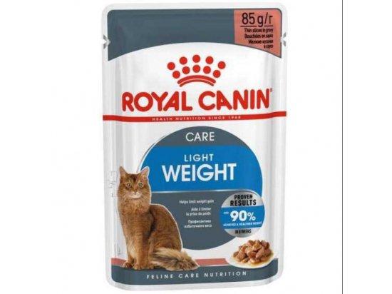 Royal Canin LIGHT WEIGHT in GRAVY консервированный корм для кошек (кусочки в соусе)