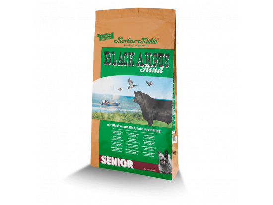 Luposan (Люпосан) Markus Mühle Black Angus Senior - корм для пожилых собак