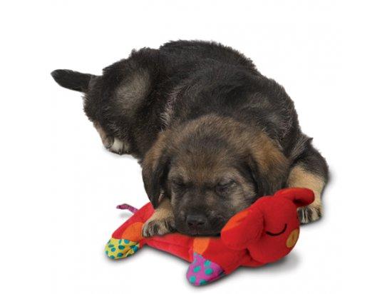 Petstages (Петстейджес) Puppy Cuddle Pal ЩЕНОК-ГРЕЛКА для сладкого сна - игрушка для собак, длина 19 см