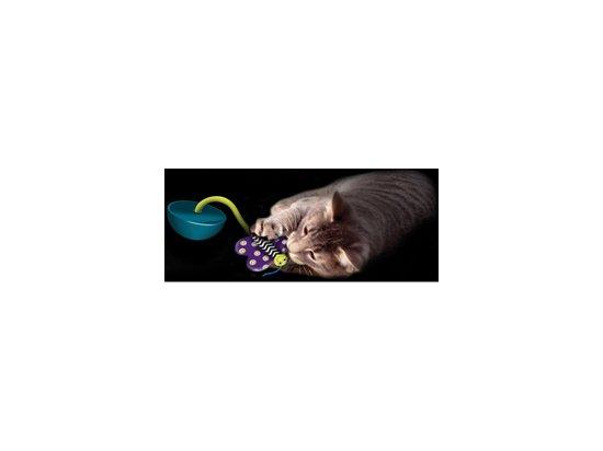 Petstages (Петстейджес) Glow Moth Игрушка для кошек Ванька-встанька