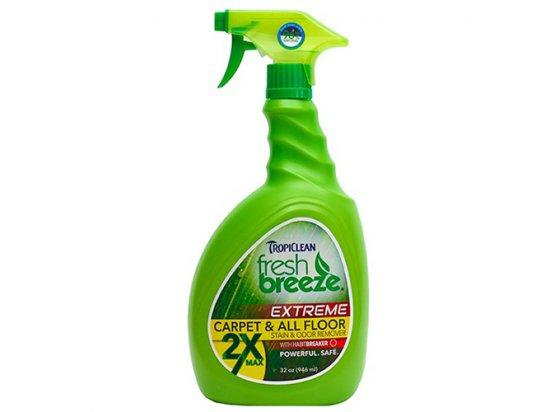 Tropiclean Carpet & all Спрей для удаления органических пятен и запахов для любых поверхностей, 946 мл (001107)
