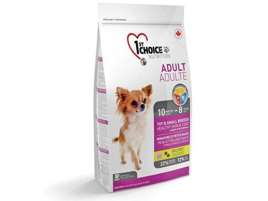 1st Choice (ФестЧойс) ADULT TOY & SMALL (СОБАКИ МИНИ ПОРОД ЯГНЕНОК И РЫБА) корм для собак