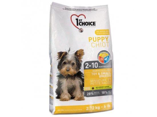 1st Choice (Фест Чойс) PUPPY TOY & SMALL BREED (ЩЕНКИ МИНИ И МАЛЫХ ПОРОД) корм для щенков