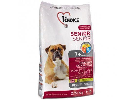 1st Choice (Фест Чойс) SENIOR ALL BREED (СЕНЬОР) корм для собак от 7 лет