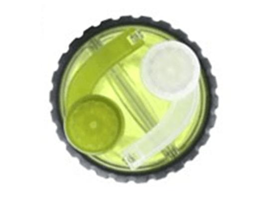 DEXAS H-DuO with Companion Cup - Бутылка двойная для воды со складной миской для собак и кошек