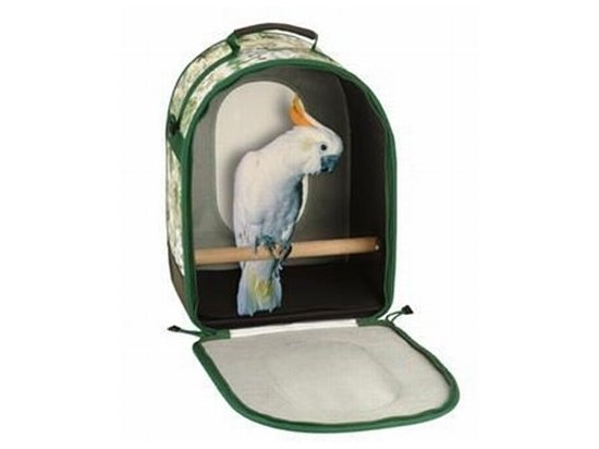 Pet Voyage TROPICAL PRINT (BIRD) сумка-перевозка для птиц