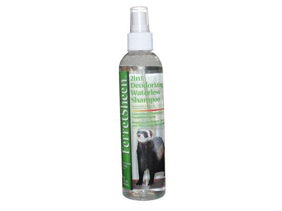 8in1 FerretSheen Waterless Shampoo шампунь для хорьков (без воды), 236 мл