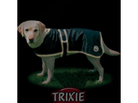 Trixie Orleans - Накидка для собак утепленная со светоотражателем ЧЕРНАЯ
