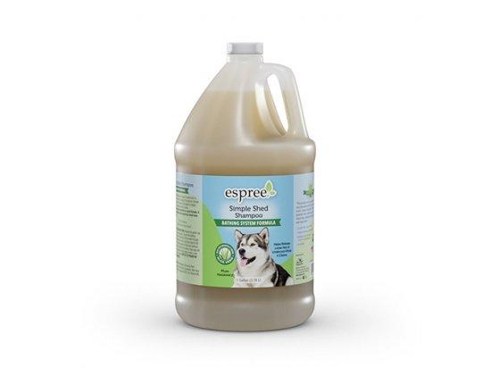 ESPREE (Эспри) SIMPLE SHED - шампунь в период линьки собак и кошек