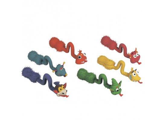 Flamingo (Фламинго) POP-UP TONGUE (МОНСТРИКИ С ДЛИННЫМ ЯЗЫКОМ) игрушка для собак, латекс, 21 см