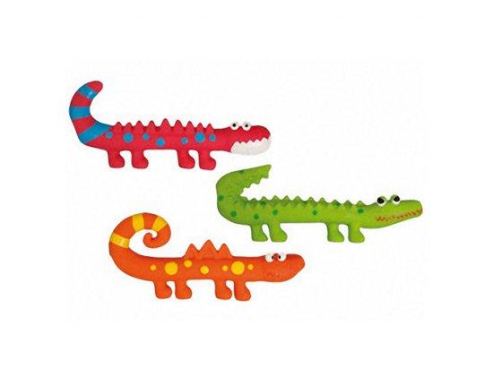 Flamingo (Фламинго) JURASSIC (ЮРСКИЙ ПЕРИОД) игрушка для собак ДИНОЗАВР латексный, с наполнителем, 20 см