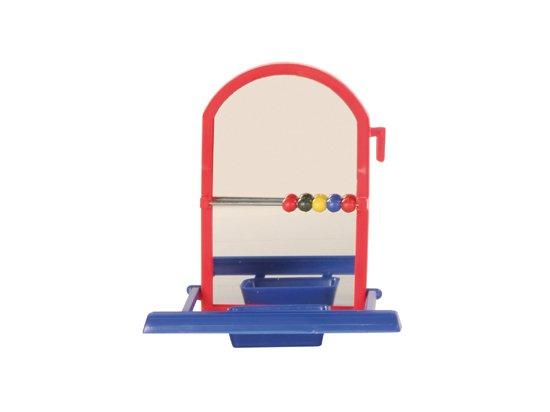 Trixie Зеркало со счетами - игрушка для попугаев (5225)