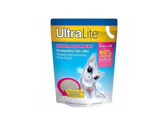 Litter Pearls УЛЬТРА ЛАЙТ (Ultra Lite) комкующийся ультралегкий наполнитель для кошачьих туалетов 2,27 кг