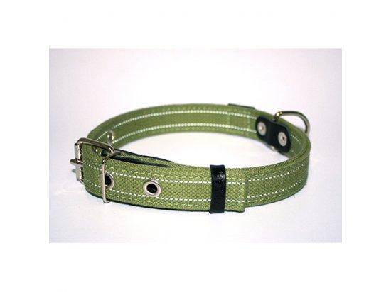 Collar ошейник брезентовый для собак двойной