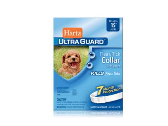 Hartz Ultra Guard - ошейник для щенков от блох и клещей 38 см (Н80478)
