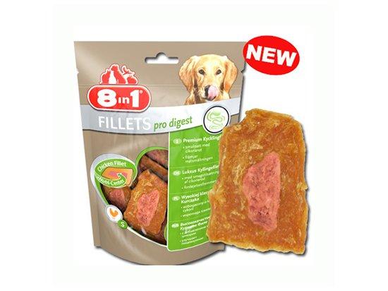 8in1 Fillets ProDigest – Лакомства для собак для пищеварительной системы