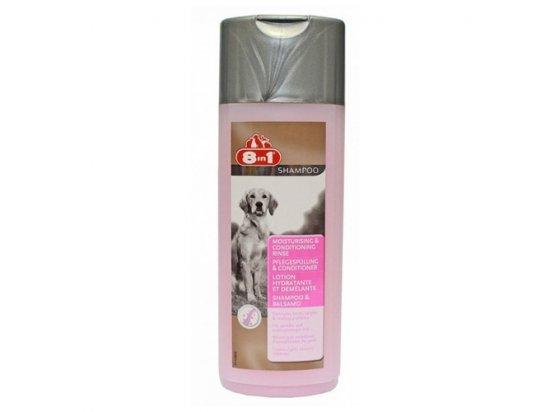 8in1 (8 в 1) Moisturising & Conditioning Rinse - увлажняющий бальзам-кондиционер для собак (EU), 250 мл