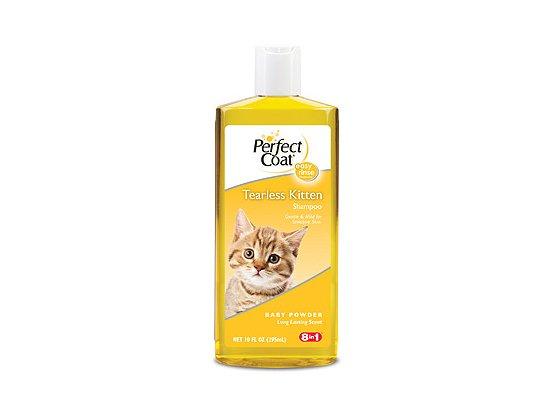 8in1 Tearless Kitten Shampoo - шампунь для котят БЕЗ СЛЕЗ
