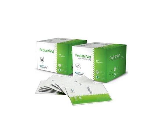 VetExpert (ВетЭксперт) PEDIATRIVET (ПЕДИАТРИВЕТ) комплекс для иммунитета щенков крупных пород, 30 пак
