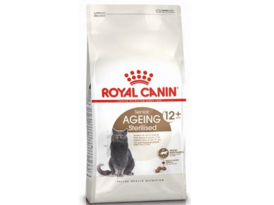 Royal Canin AGEING STERILISED 12+ (СТЕРИЛИЗЕД 12+) корм для кошек старше 12 лет