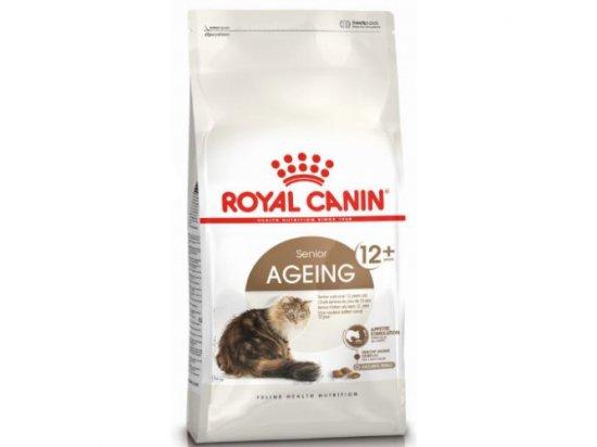 Royal Canin AGEING 12+ (ЕЙЖИН 12+) сухой корм для стареющих кошек старше 12 лет