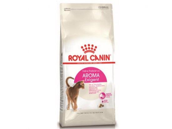 Royal Canin AROMA EXIGENT (АРОМА ЕКСИДЖЕНТ ДЛЯ ПРИВЕРЕДЛИВЫХ) сухой корм для взрослых кошек