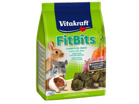 Vitakraft (Витакрафт) Fit Bits - Лакомство для стачивания зубов, для грызунов, 500 г