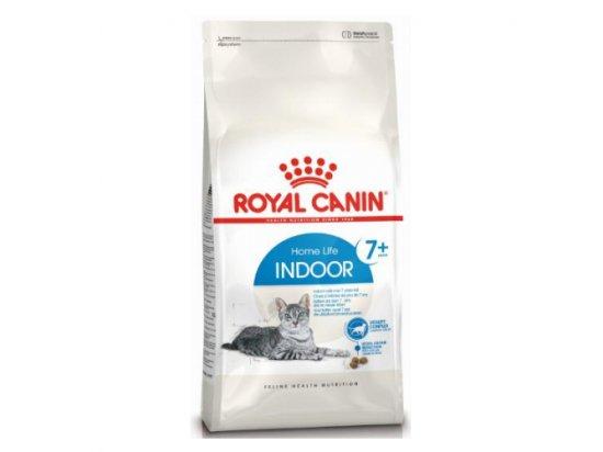Royal Canin INDOOR 7+ (ИНДУР 7+) сухой корм для кошек старше 7 лет