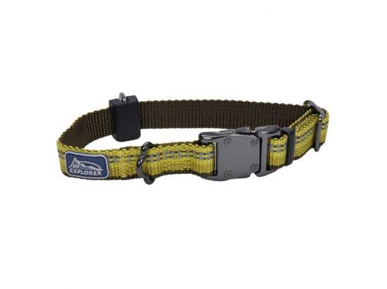 Coastal K9 Explorer ошейник для собак светоотражающий, нейлон