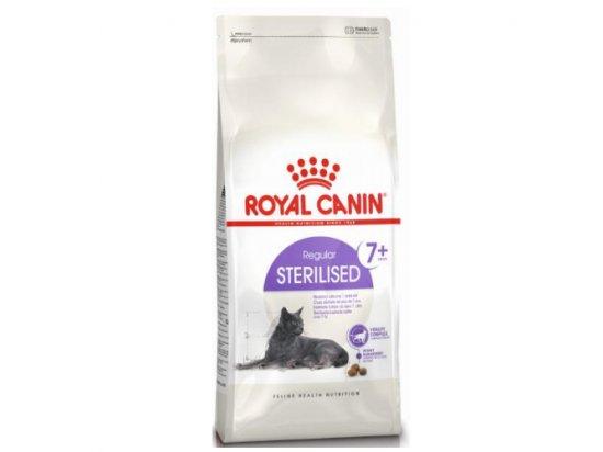 Royal Canin STERILISED 7+ (СТЕРИЛИЗЕД 7+) корм для кошек старше 7 лет