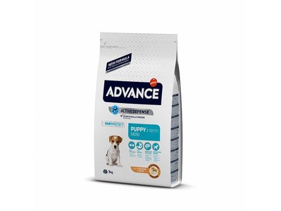Advance (Эдванс) Dog Mini Puppy - корм для щенков маленьких пород (с курицей и рисом)