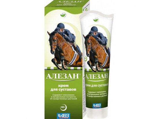 Alezan (Алезан) крем для суставов для лошадей