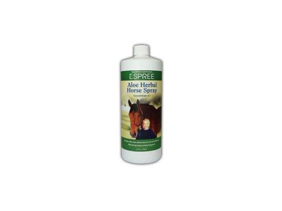 ESPREE Aloe Herbal Horse Spray Concentrate - Растительный спрей-концентрат из алое для лошадей