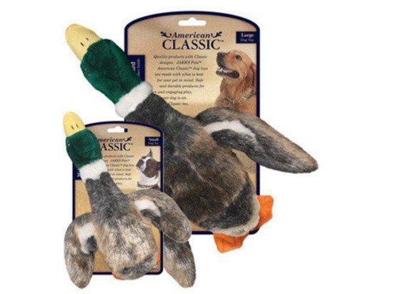 American Classic (Американ Классик) MALLARD (ДИКАЯ УТКА) игрушка с пищалкой для собак