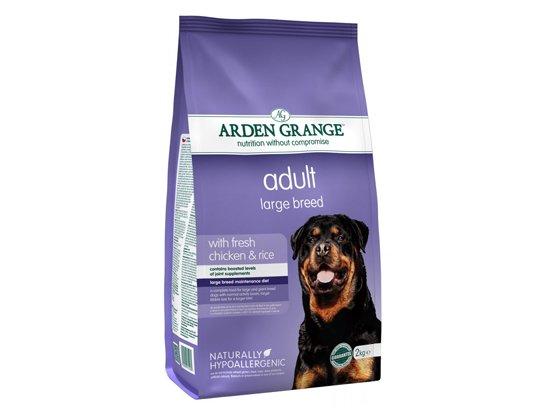 Arden Grange (Арден Грендж) Adult Large Breed – сухой корм для собак крупных пород (с курицей и рисом)