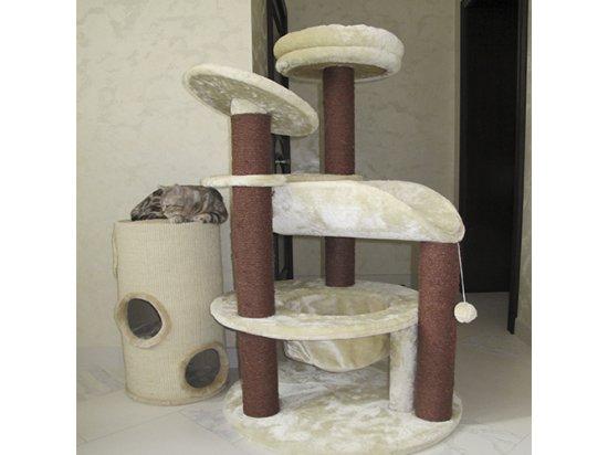 Trixie Cat Tower Когтеточка-домик для кошки Башня (4330)